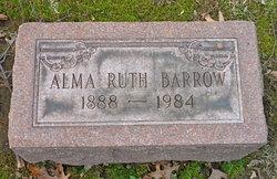 Alma Ruth Barrow