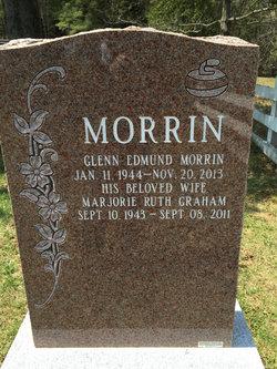 Marjorie Ruth <I>Graham</I> Morrin