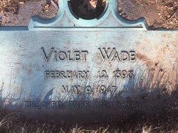 Violet Wade