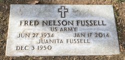 Fred Nelson Fussell