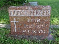 Ruth Friedenberger