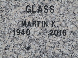 Martin K Glass