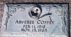 Arveree Coffey