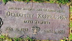 Dorothy Kopelson