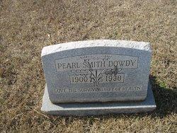 Pearl <I>Smith</I> Dowdy