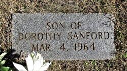 Infant Son Sanford
