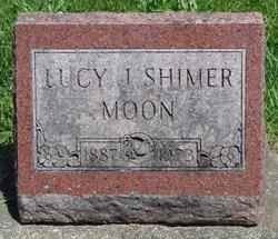 Lucy J. <I>Homes</I> Moon