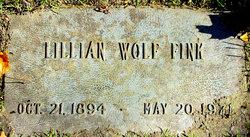 Lillian <I>Wolf</I> Fink