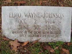 Rev Elmo Wayne Johnson
