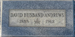David Husband Andrews
