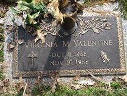Virginia M. Valentine