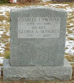 Gloria A. <I>Knight</I> Prosper