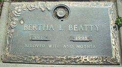 Bertha Lillian <I>Callard</I> Beatty