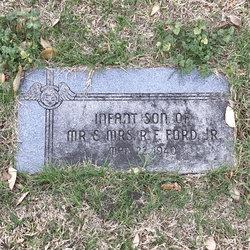 Infant Son Ford