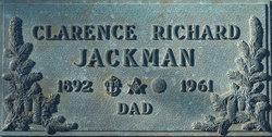 Clarence Richard Jackman
