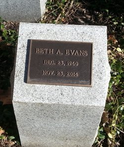 Beth A Evans