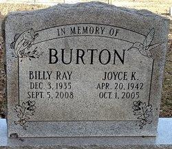 Joyce K Burton