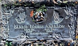 Marie Louise Amerson