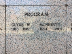 Clyde William Peggram