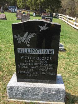 Victor George Billingham
