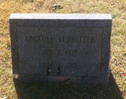 Argatha Ledbetter