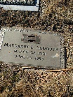 Margaret L. Sudduth