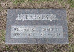 Grace L Barnes