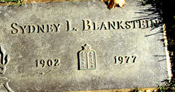 Sydney L. Blankstein