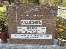 Elly <I>Plum</I> Keuchen