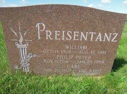 Philip Peter Preisentanz