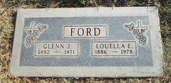 Louella Emma <I>Plante</I> Ford