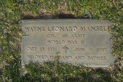 Wayne Leonard Mansell