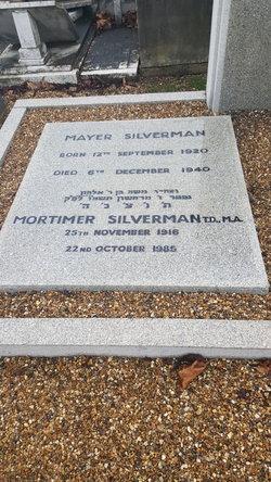 Mortimer Silverman