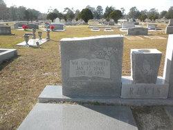 William Christopher Revis