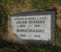 Maria Idiaquez