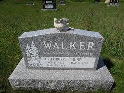 Clifford R. Walker
