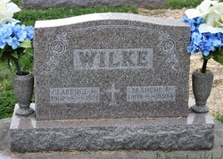 "Clarence William ""Buck"" Wilke"