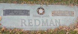 Gertrude Emily <I>Pollock</I> Redman