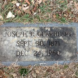 Joseph P Gearheart