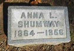 Anna Lunet <I>Gatehorne</I> Shumway