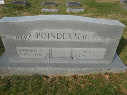 Edward H. Poindexter