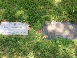 Billy Eugene Tate, Jr
