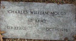 Charles William Moudy