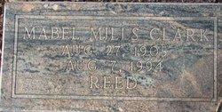 Mabel Mills <I>Clark</I> Reed