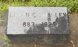 Ralph E Smalley