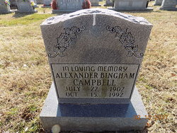 Alexander Bingham Campbell
