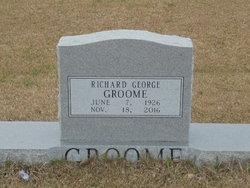 Richard George Groome