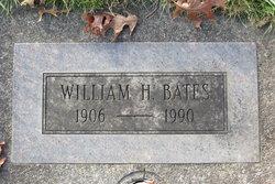William H Bates