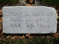 Oscar A Johnson