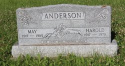 May Anderson